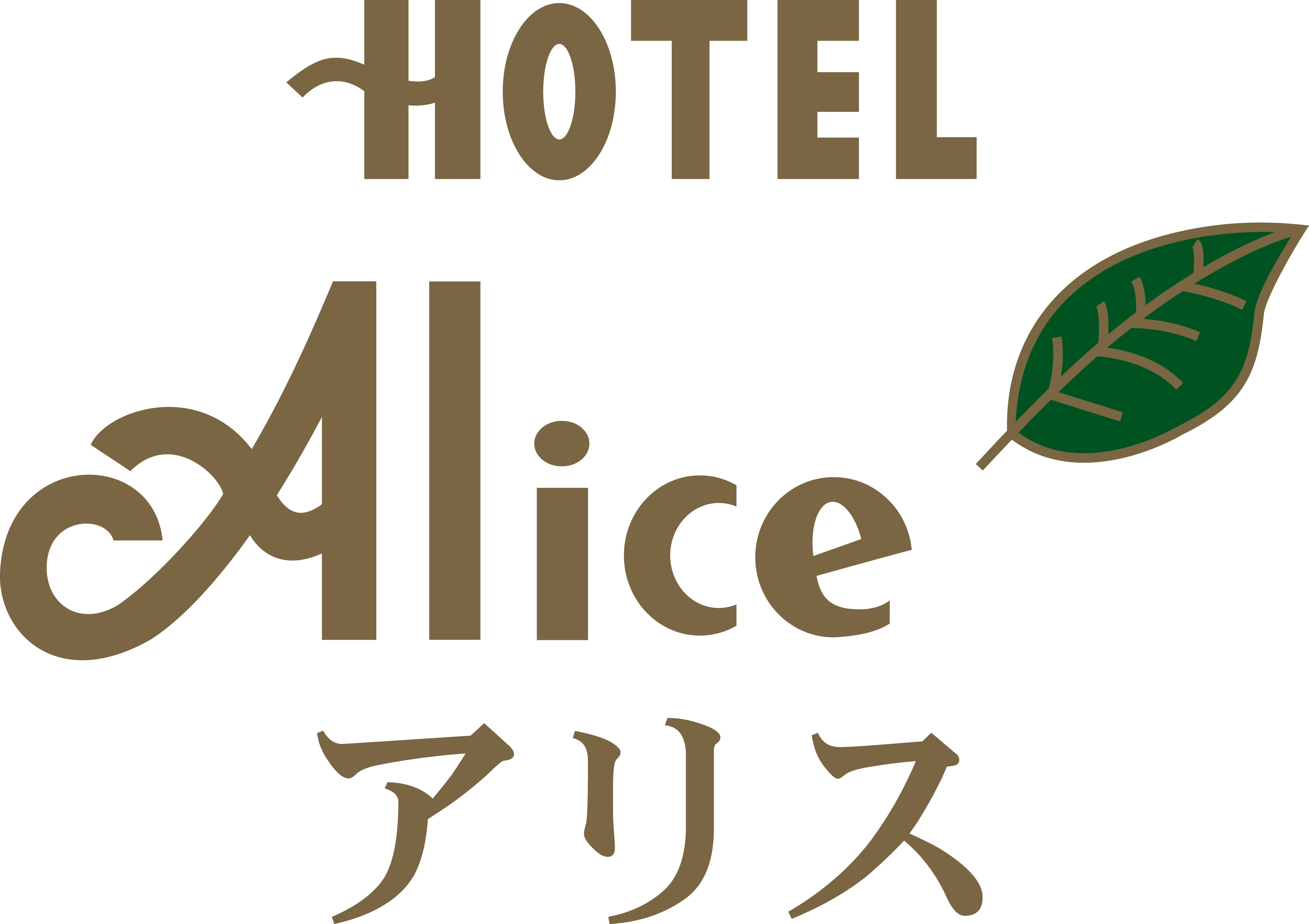 ホテルアリス